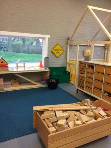 Verbouwing inrichting school Veessen