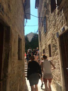 Kroatië: incentivereis